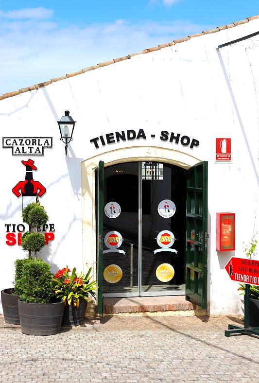 Sherry w Jerez de la Frontera
