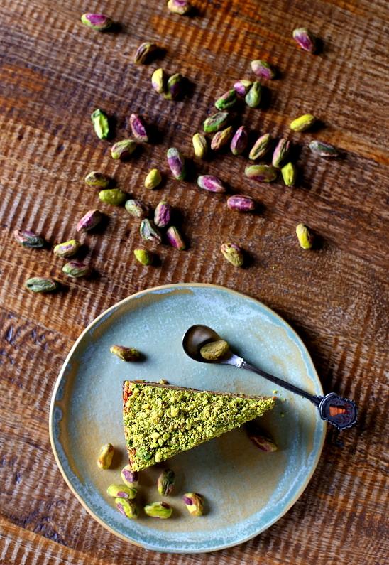 Perskie ciasto daktylowe