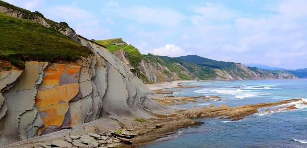 Sakoneta i Mendata – Ruta del Flysch, Kraj Basków (Euskadi)
