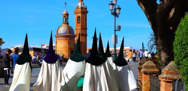Semana Santa w Sewilli – jedyny taki tydzień w Europie (Andaluzja, Hiszpania)