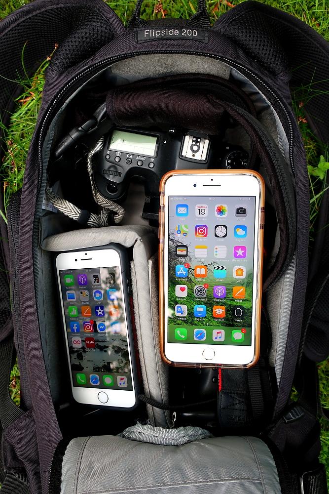 Sprzęt foto w podróży