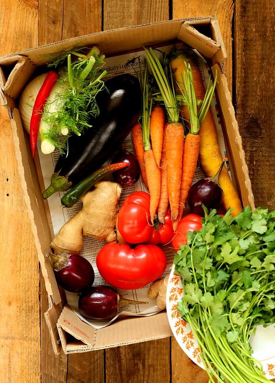 Tagine warzywny
