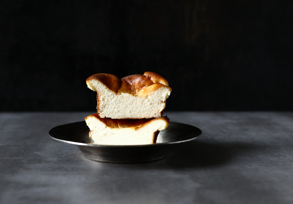 Baskijski spalony sernik