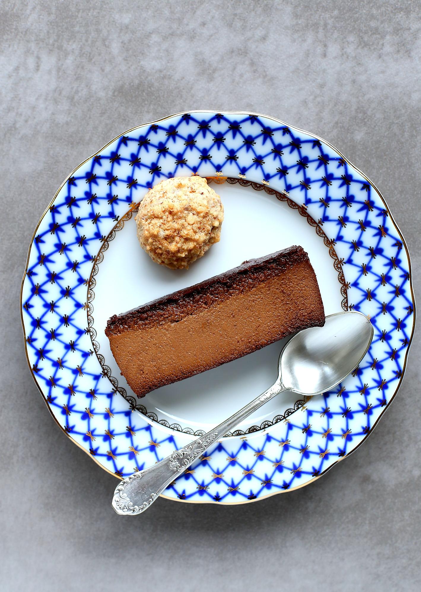 Bonet piemontese - tradycyjny deser z Piemontu