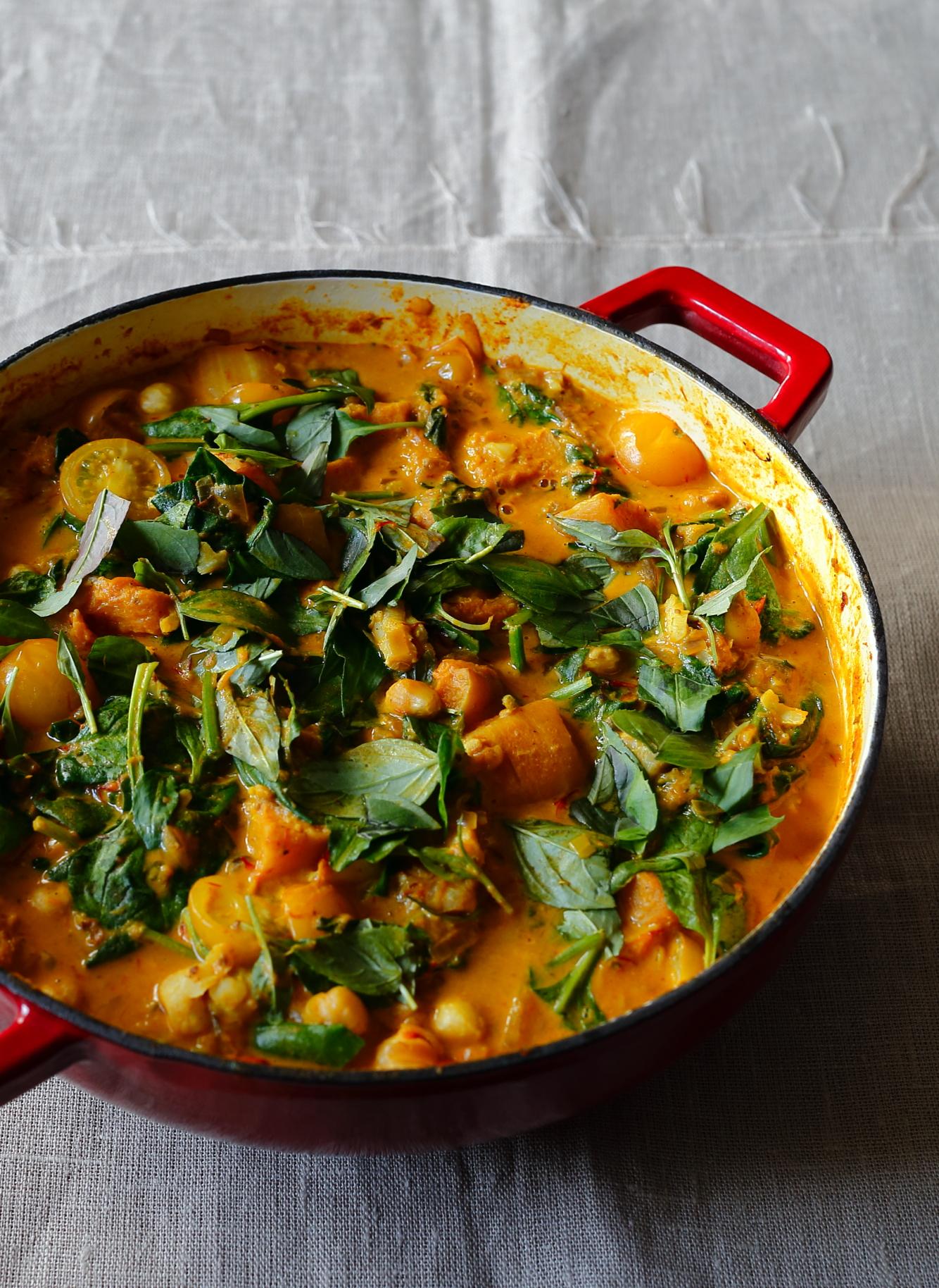 Najprostszy przepis na curry