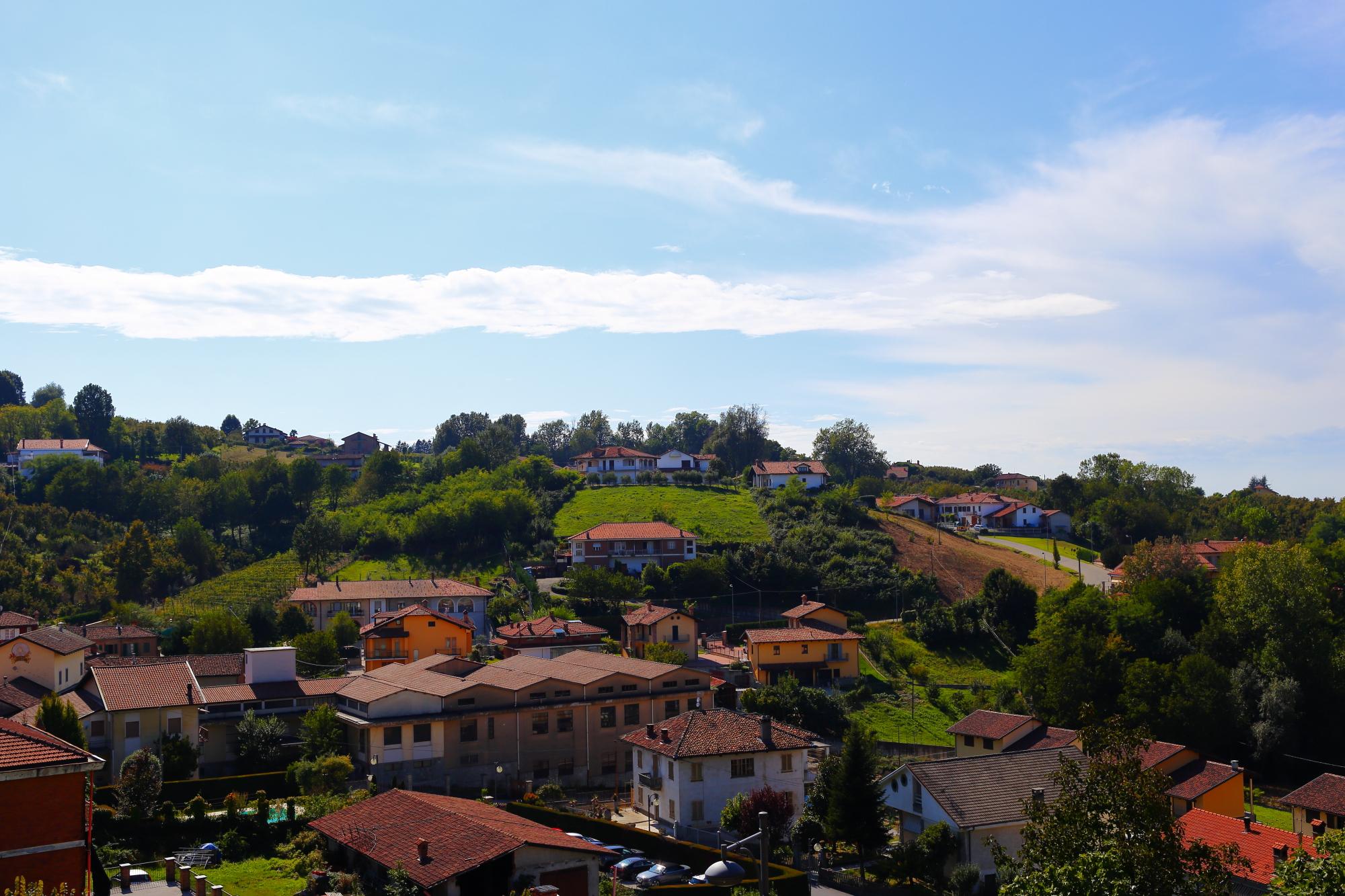 La Morra i najpiękniejsza panorama Langhe