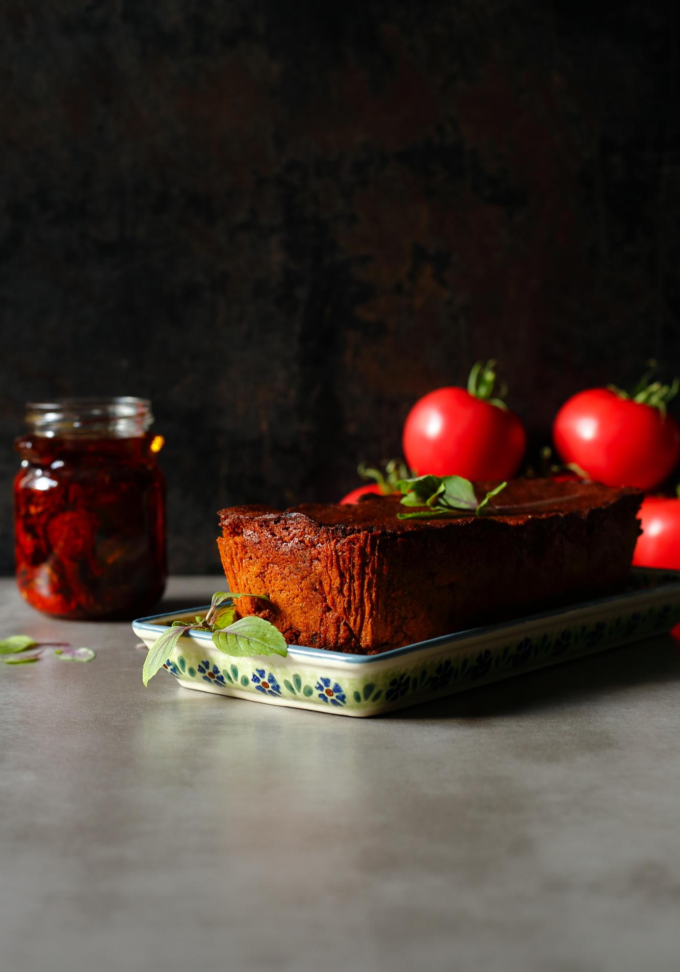 Pasztet pomidorowy