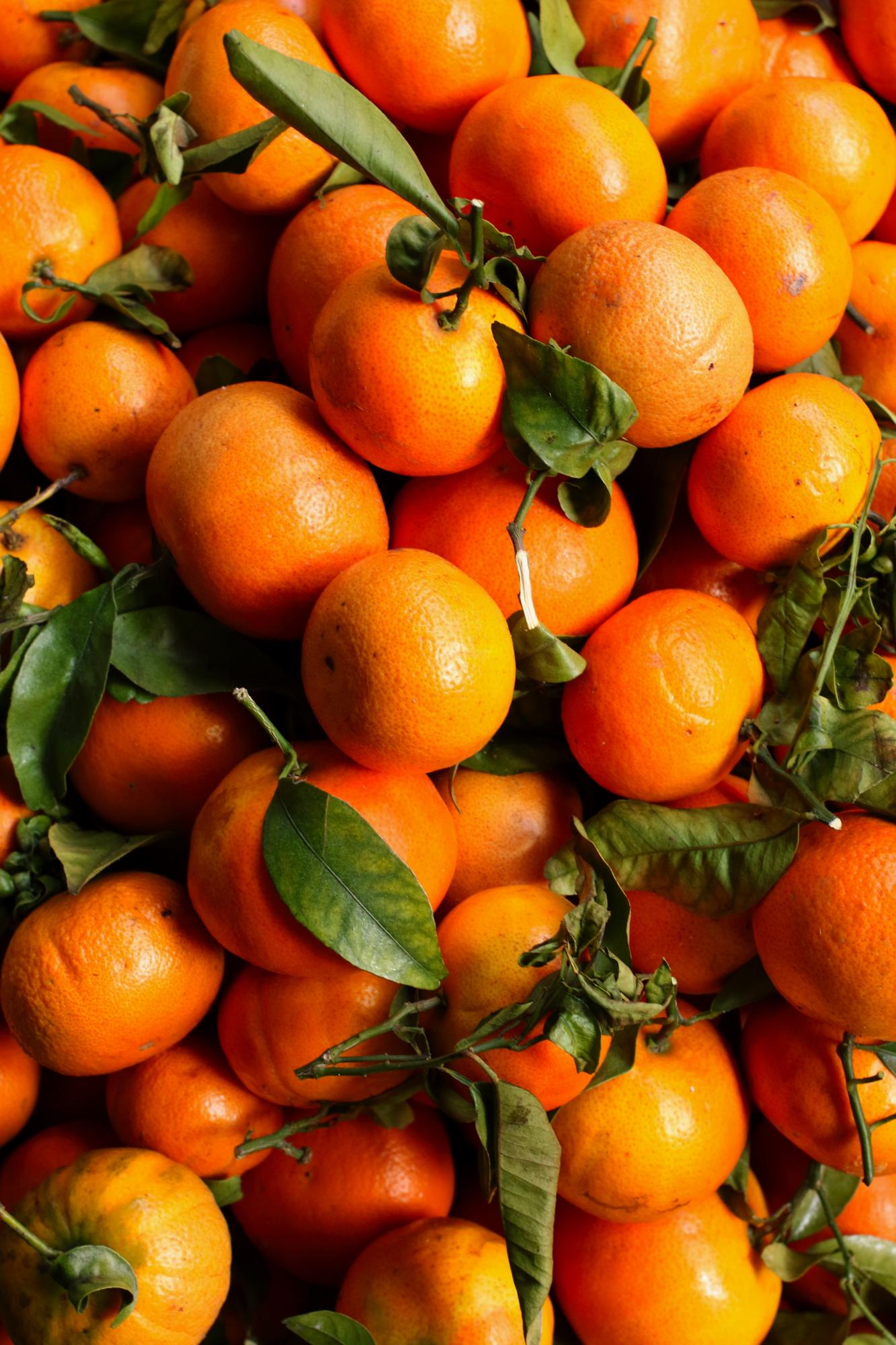 Sałatka z mandarynkami i gravlaxem