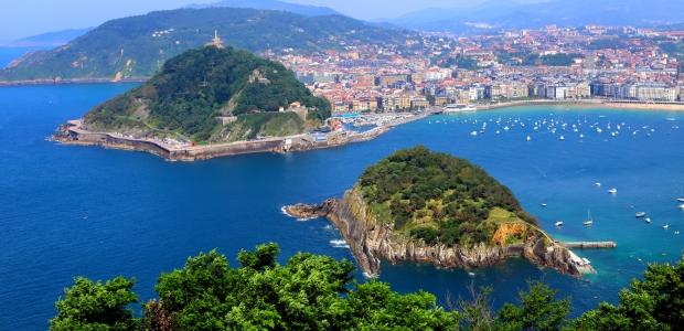 San Sebastian co zobaczyć w Kraju Basków (Donostia, Euskadi) – odcinek I