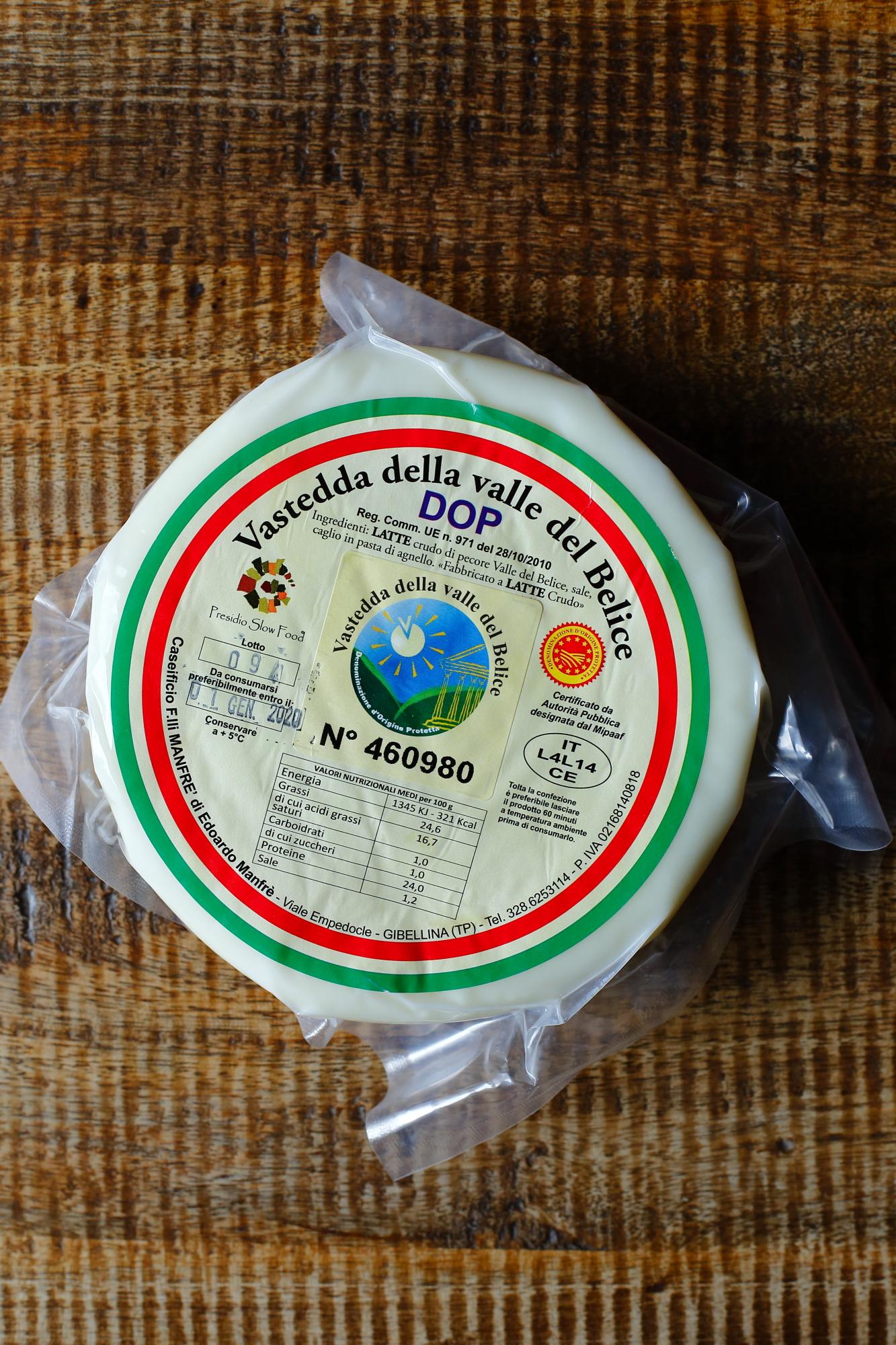 Sycylijska sałatka z serem i pomarańczami