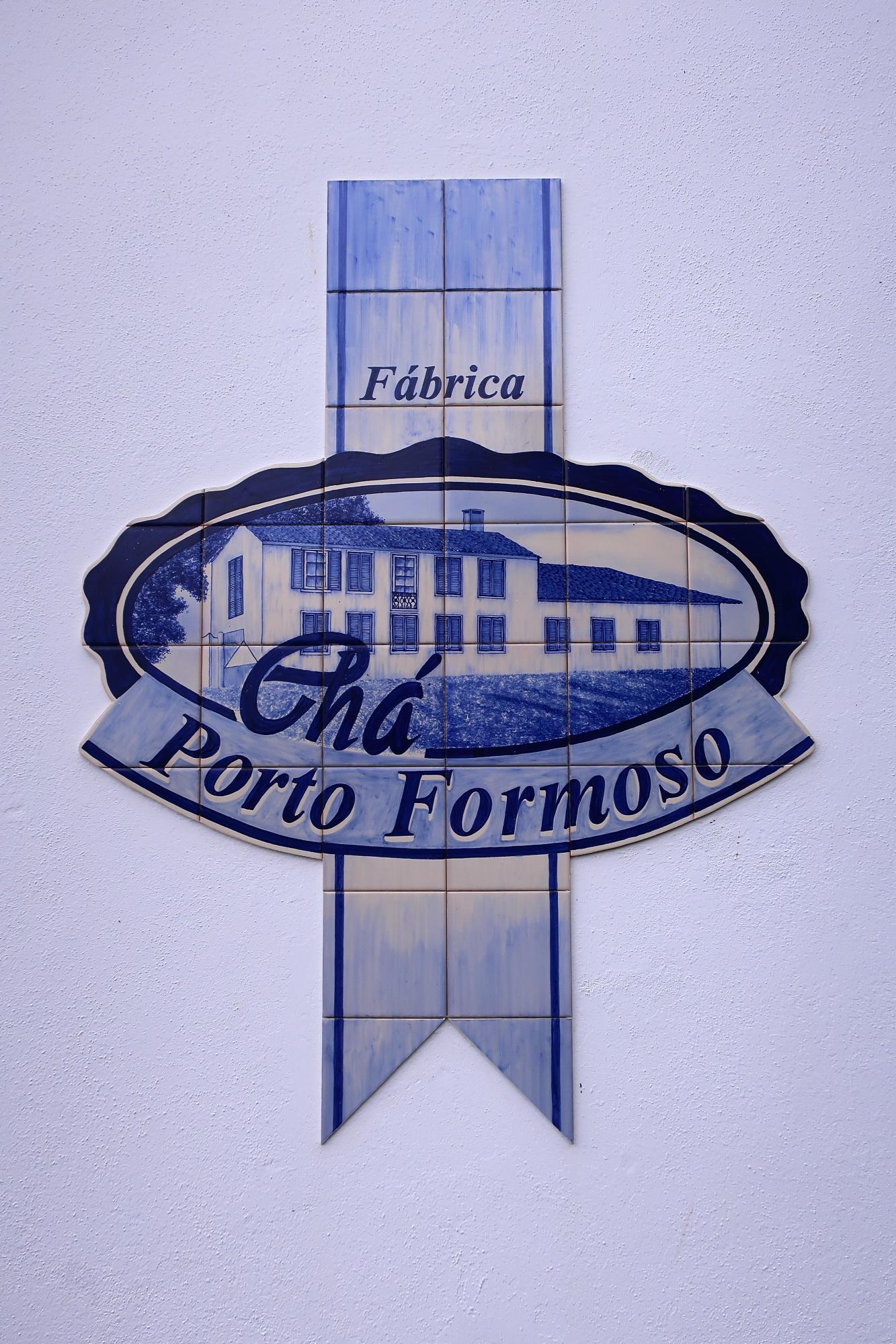 Herbata z Azorów Porto Formoso