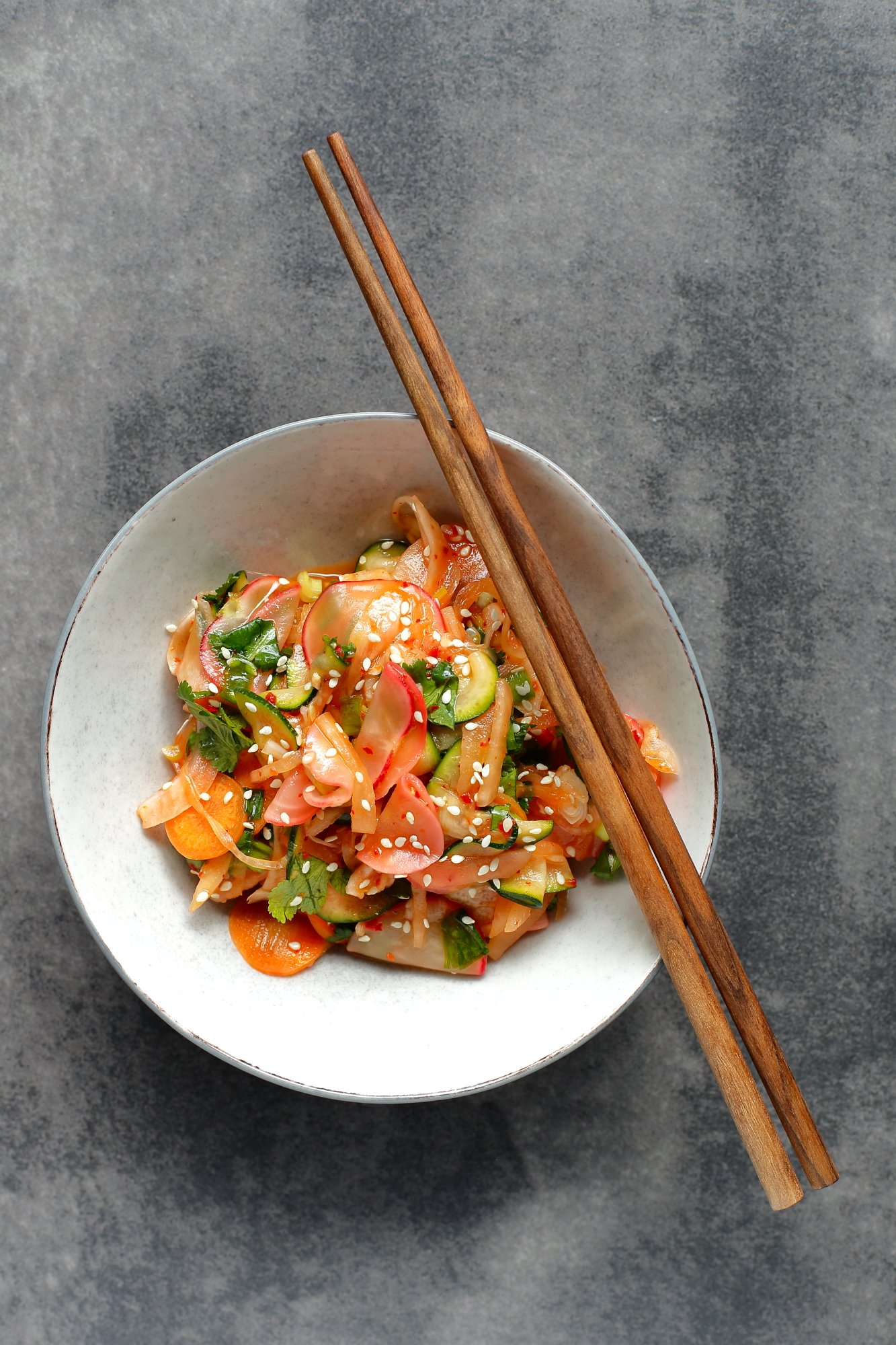 Surówka z kimchi - tak smakuje ósmy cud świata