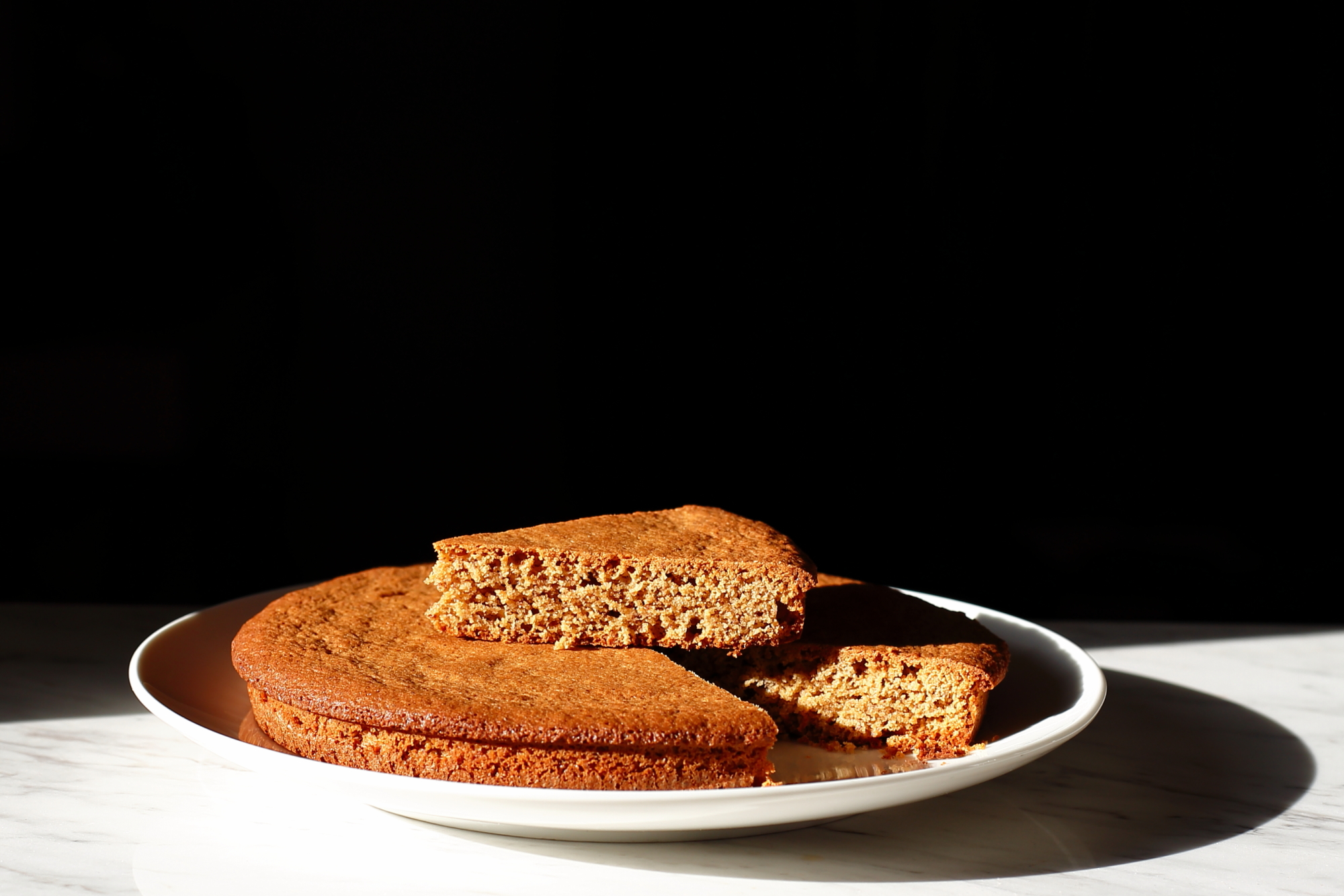 Torta di nocciole - ciasto z orzechów laskowych