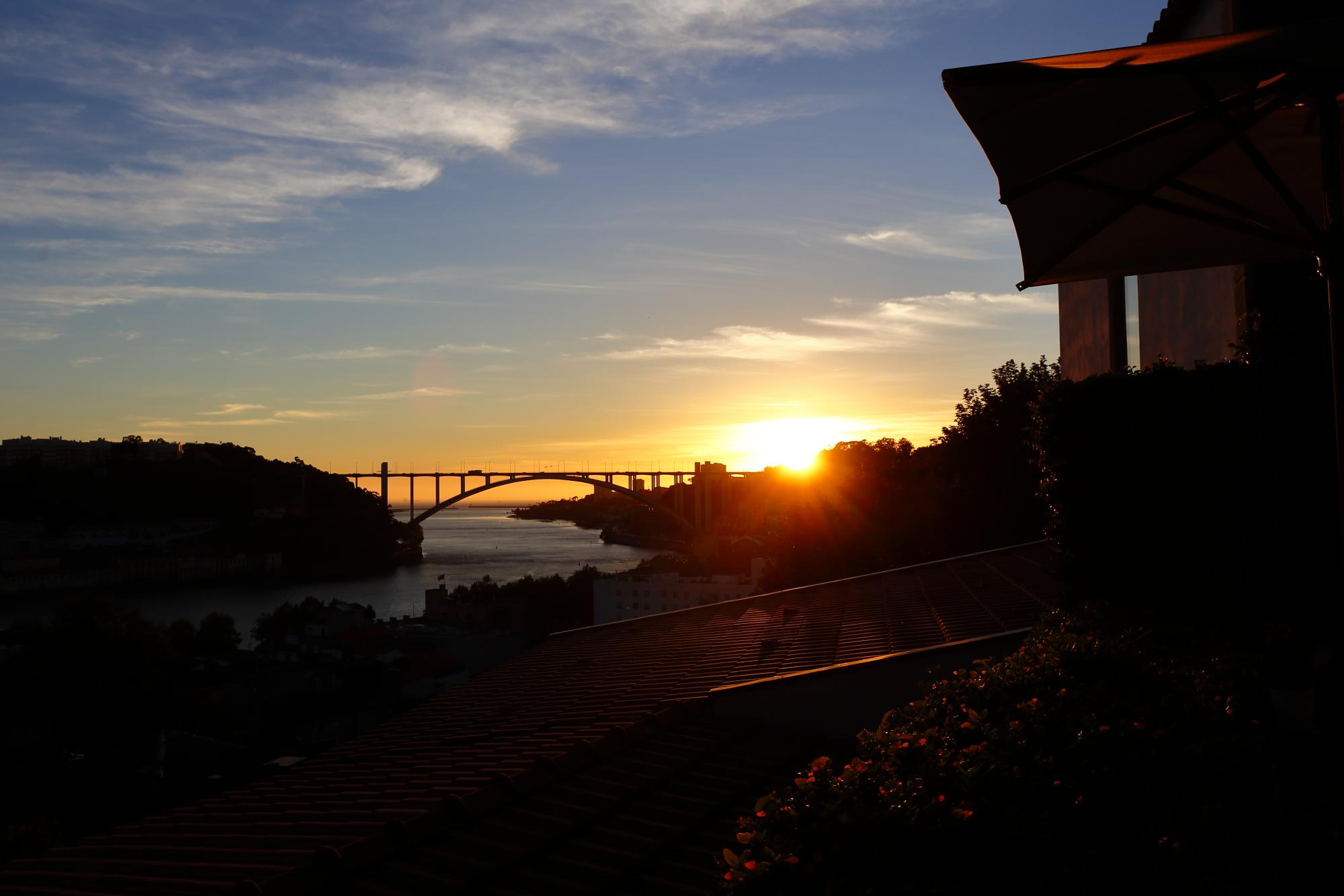 Ponte da Arrábida w Porto