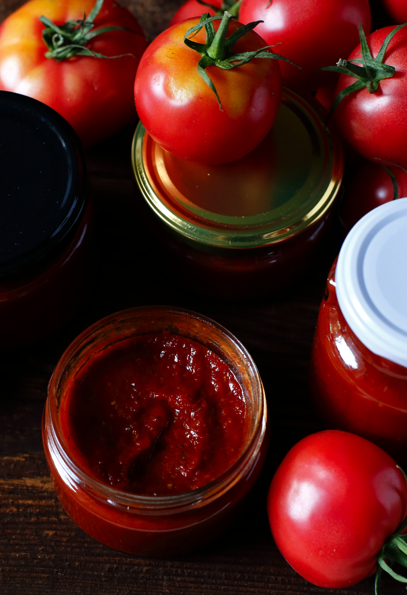 Domowy ketchup bez cukru