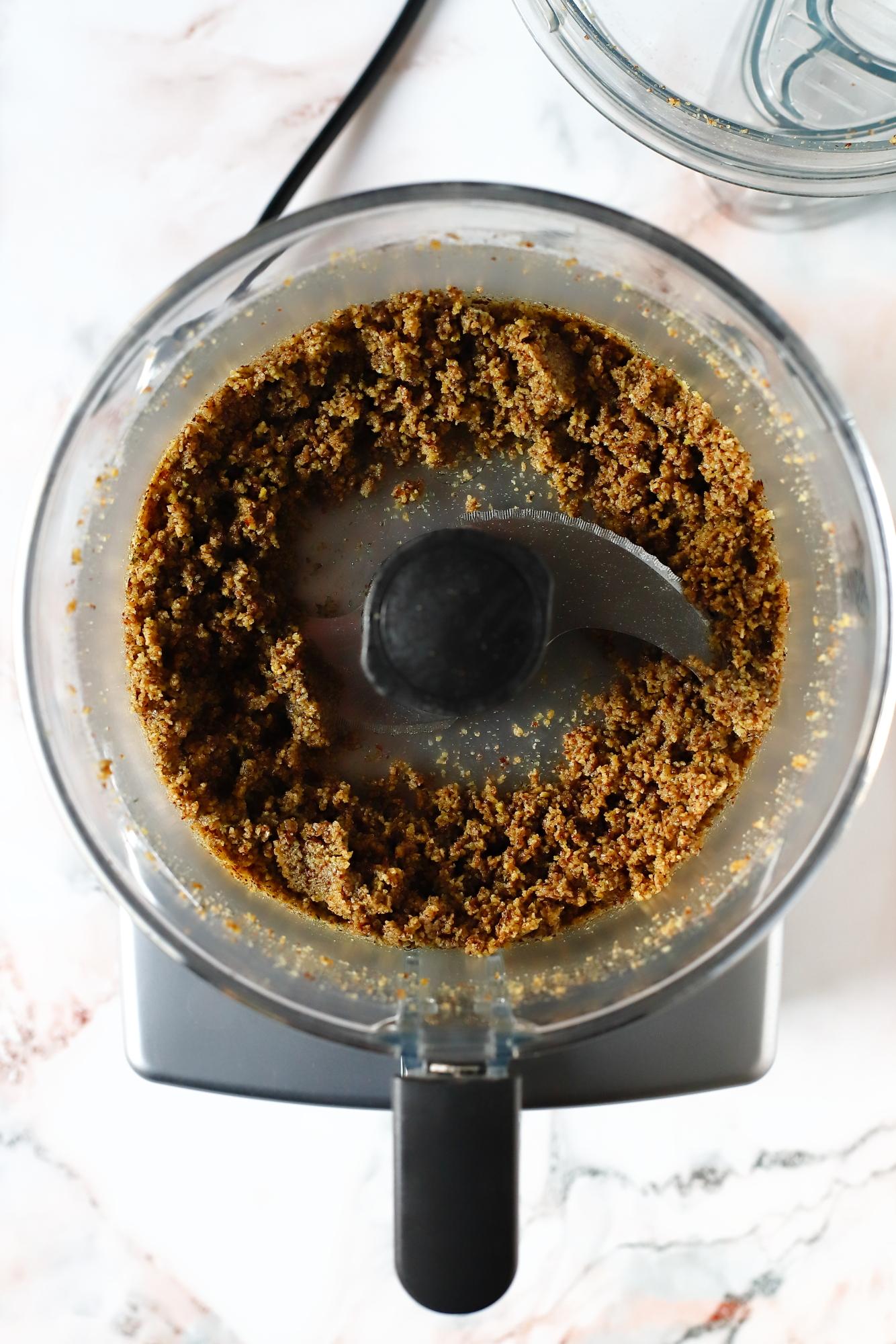 Panforte z likierem kawowym
