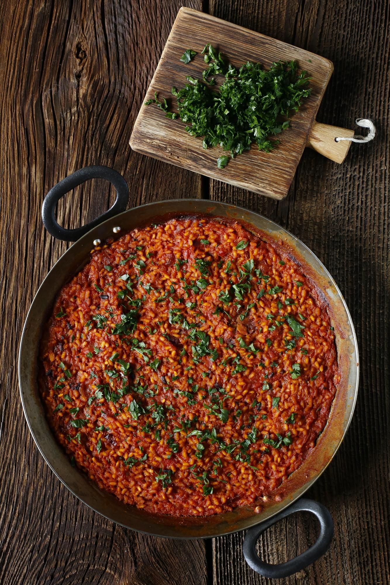 Ryż pomidorowy po portugalsku