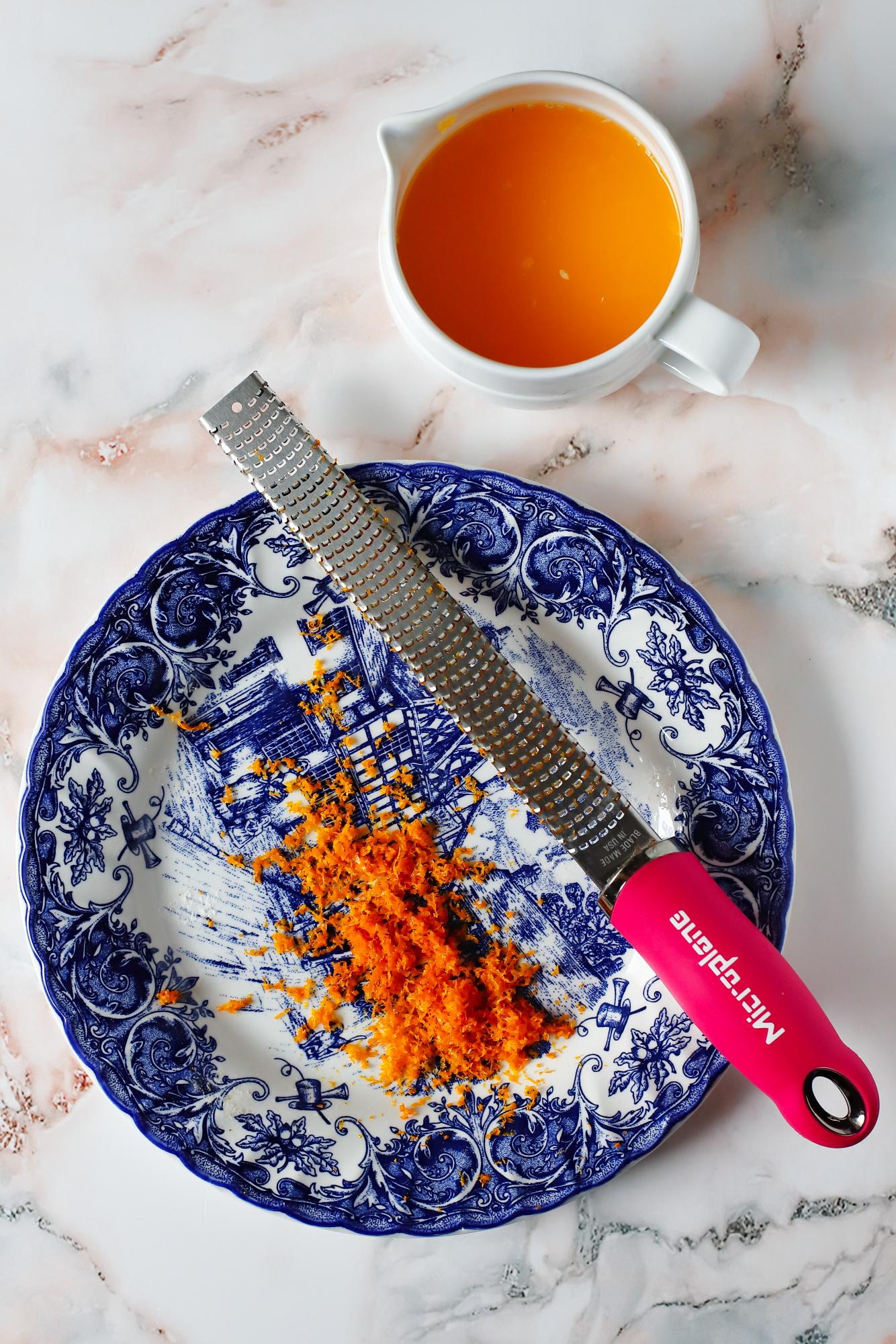 Pierniczki czekoladowo-pomarańczowe