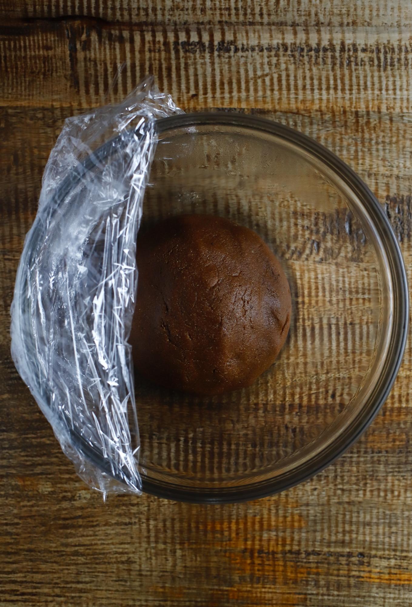 Pepparkakor - szwedzkie pierniczki imbirowe
