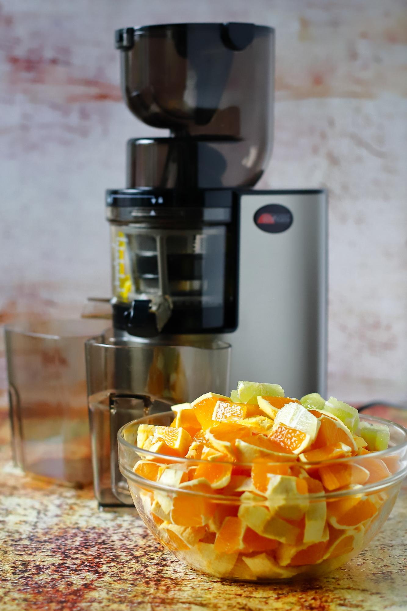 Bataty duszone w soku z pomarańczy