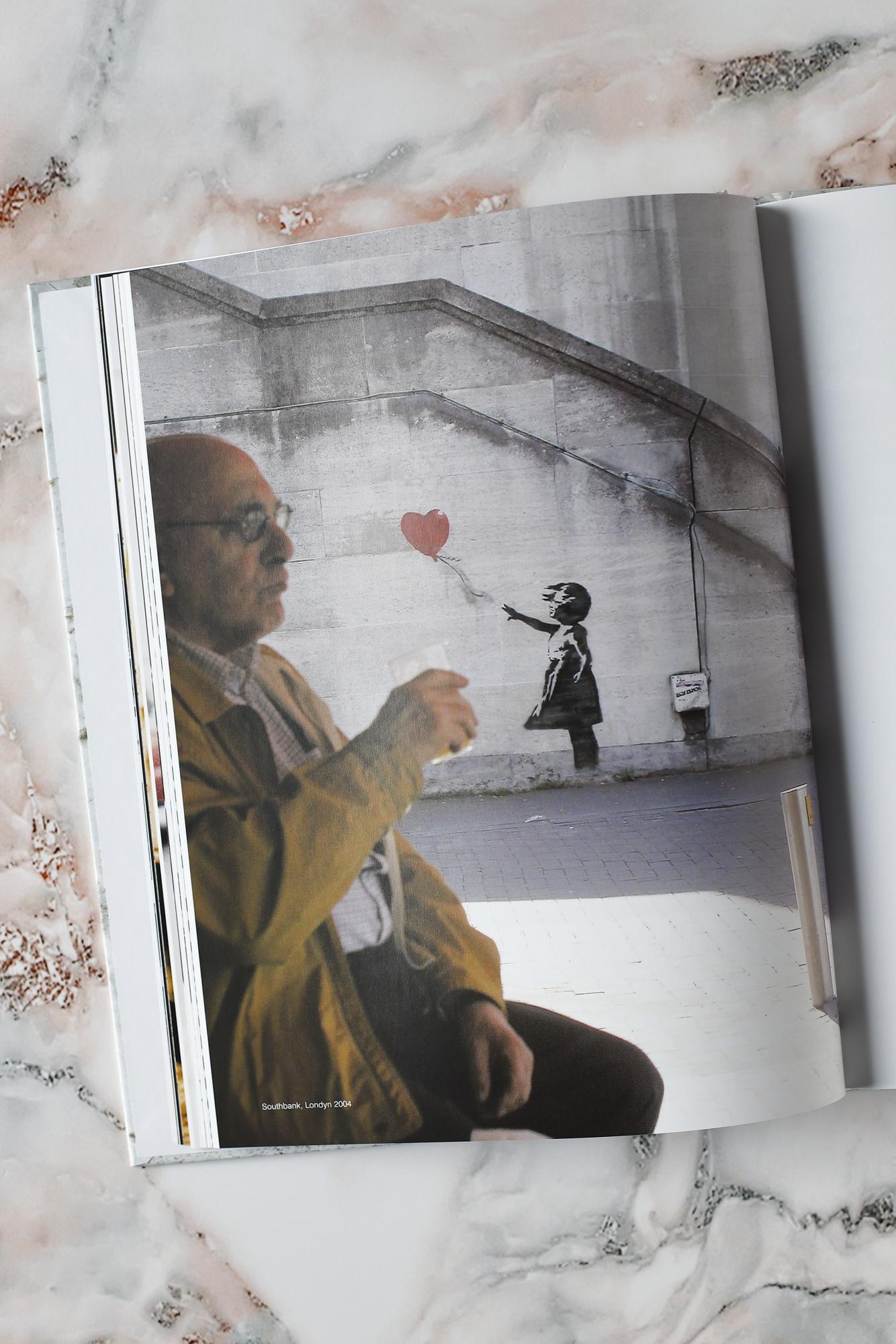 Banksy - Wojna na ściany