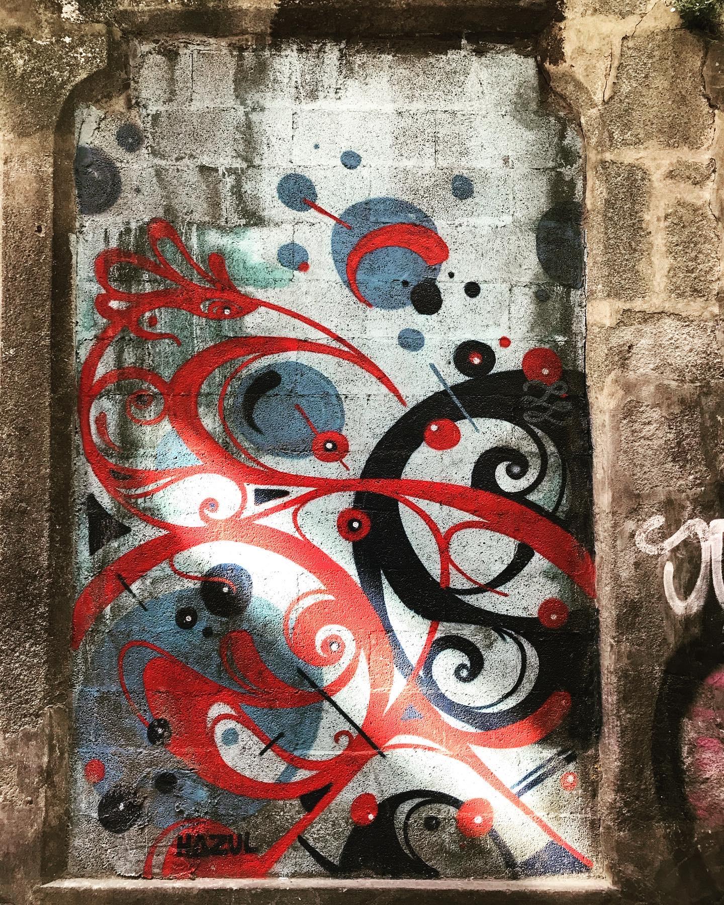 Street art w Porto - galeria murali