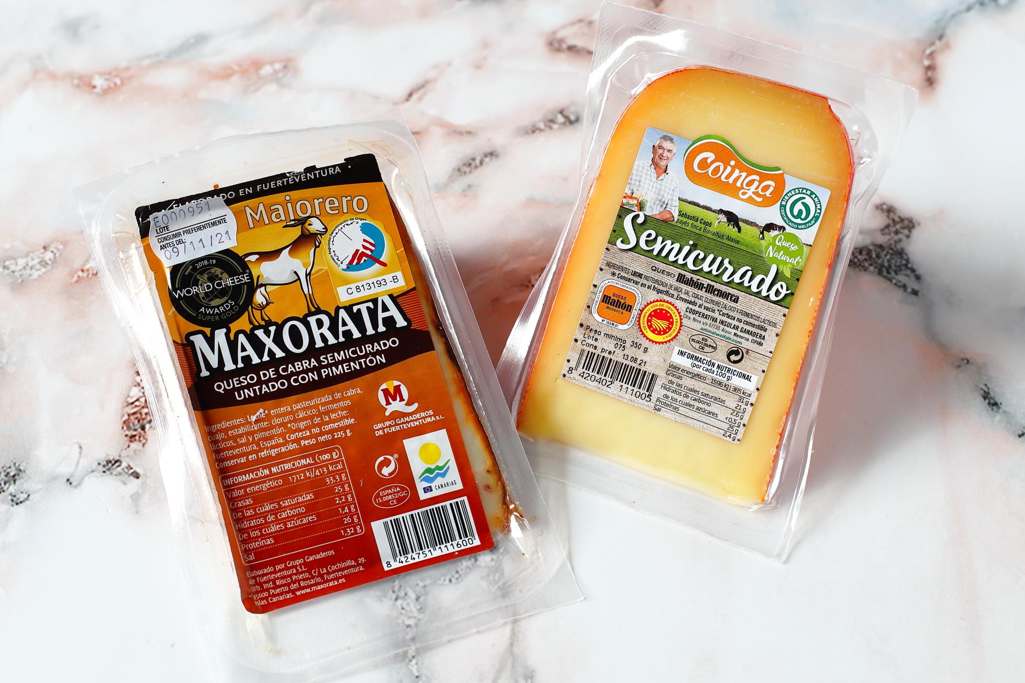 Hiszpańskie sery w Polsce