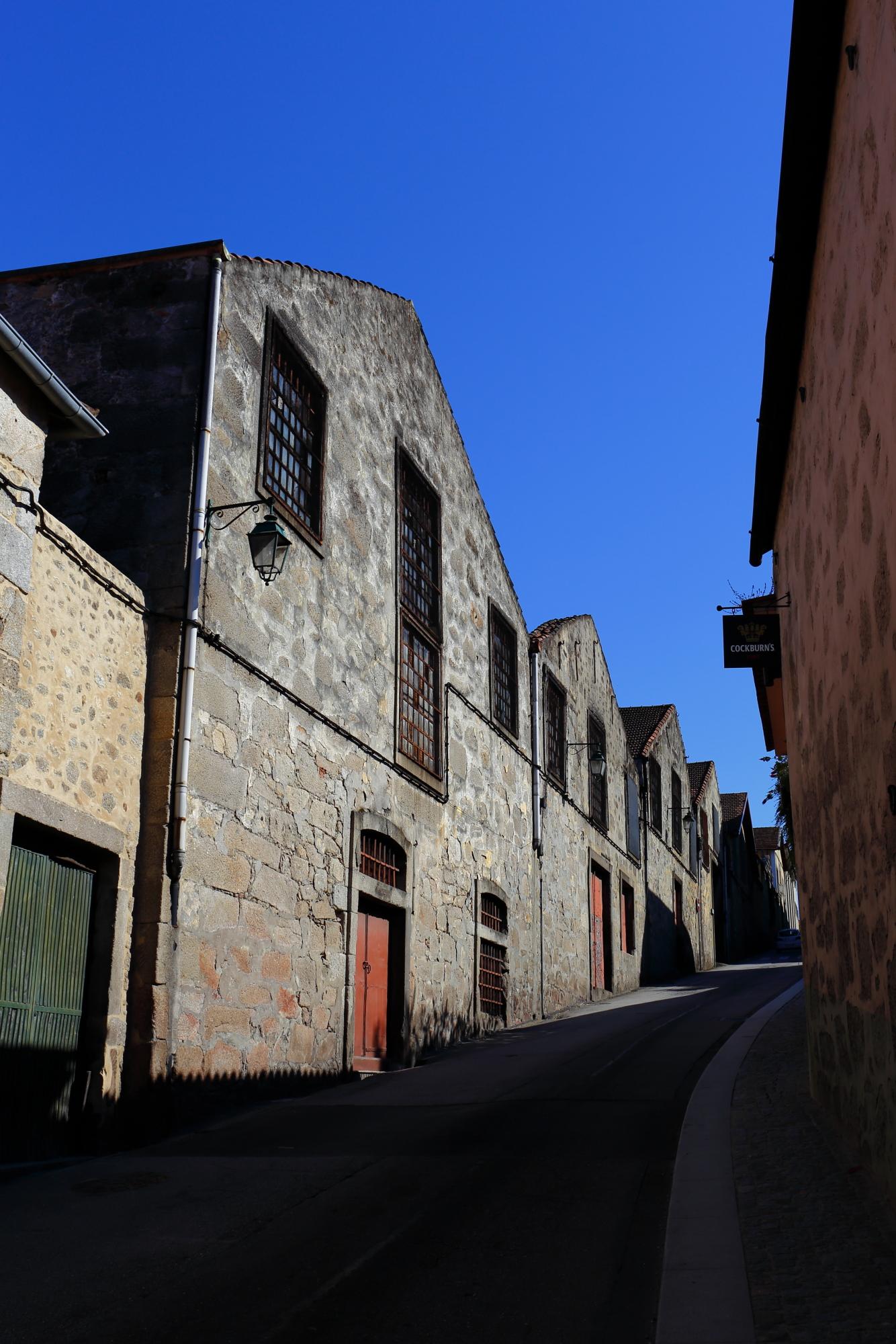 Cockburn's Port Lodge