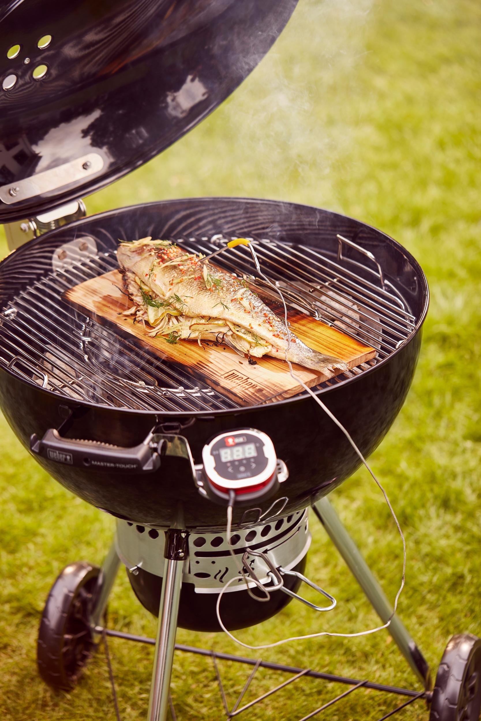 Dlaczego grillowane jedzenie smakuje lepiej